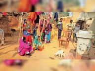 गाना सुनने के लिए लिया मोबाइल, मांगने पर पीटा बीच-बचाव के लिए आई बहन को ईंट से मारा, मौत|जमुई,Jamui - Dainik Bhaskar