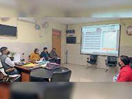 योजना से जोड़े जाएंगे निबंधित फुटपाथी वेंडर, पांच विभाग के अधिकारियों की टीम बनाकर होगा काम|बिहारशरीफ,Bihar Sharif - Dainik Bhaskar
