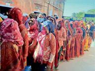 मुंडली-रणजीतपुरा पंचायत में लालचंद सरपंच निर्वाचित|चौमू,Chomu - Dainik Bhaskar