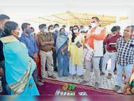 महिला समूहों द्वारा तैयार अगरबत्ती व साबुन बेचने शहर में खुलेंगी दुकानें|रायगढ़,Raigarh - Dainik Bhaskar