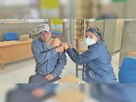 7 माह 14 दिन बाद जिले में पहली बार नहीं आया कोई पॉजिटिव केस, 8 मई से हर रोज मिल रहे थे संक्रमित|रेवाड़ी,Rewari - Dainik Bhaskar