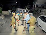 श्रीगंगानगर में कारोबारी शुभम गुप्ता पर फायरिंग करने के 2 आरोपी गिरफ्तार, अगला निशाना पदमपुर का व्यापारी था|श्रीगंंगानगर,Sriganganagar - Dainik Bhaskar