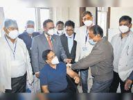 आज से 15 साइट पर वैक्सीनेशन होगा, पहली बार बढ़ा बूथ कवरेज|कोटा,Kota - Dainik Bhaskar