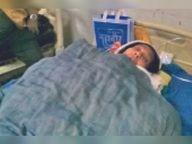 दाे दिन तक मरीज काे नर्सों ने नहीं दिया नेबुलाइजर, महिला की बिगड़ी तबियत|भागलपुर,Bhagalpur - Dainik Bhaskar