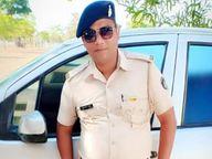 सूरत में कांस्टेबल ने फांसी लगाकर किया आत्महत्या का प्रयास, पत्नी ने रस्सी काटकर बचाई जान, फिलहाल अस्पताल में भर्ती गुजरात,Gujarat - Dainik Bhaskar
