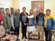 मास्टर कैडर की परीक्षा में करनदीप ने 100 प्रतिशत अंक किए हासिल|जलालाबाद,Jalalabad - Dainik Bhaskar