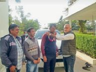 साहू जिला सह सचिव मनोनीत|डेगाना,Degana - Dainik Bhaskar