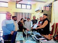 बैठक बुलाकर सड़क निर्माण का टेंडर जारी करेगी नप|चरखी दादरी,Charkhi dadri - Dainik Bhaskar