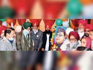 फ्रीडम फाइटर उत्तराधिकारी संगठन पंजाब ने मनाया नेताजी सुभाष चंद्र बोस का जन्मदिवस|संगरूर,Sangrur - Dainik Bhaskar