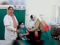 239 को लगी कोरोना वैक्सीन, सभी स्वस्थ|बठिंडा,Bathinda - Dainik Bhaskar