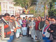गांधीजी से वैचारिक मतांतर के बाद गठित की आजाद हिंद फौज|उज्जैन,Ujjain - Dainik Bhaskar