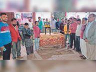नेताजी बेहद साहसी व्यक्ति थे : चाैधरी|बागली,Bagli - Dainik Bhaskar