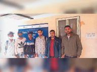 5 दिन से ठप रोजगार पोर्टल, 6 हजार युवा नहीं भर पा रहे पुलिस भर्ती फॉर्म|होशंगाबाद,Hoshangabad - Dainik Bhaskar