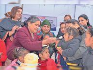 लड़कियों को नया जीवन देने के साथ आत्मनिर्भर बना रही संस्था|जालंधर,Jalandhar - Dainik Bhaskar