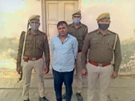 जगदीश की हत्या का आरोपी सत्तू हिम्मतनगर से गिरफ्तार, सबलपुरा हत्याकांड में अब तक 10 पकड़े गए|भीलवाड़ा,Bhilwara - Dainik Bhaskar