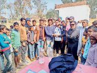 कनोदिया सुपर किंग की टीम ने दोनों मैच जीता|बांका,Banka - Dainik Bhaskar