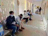 पांच स्थानाें पर 16 डाेज बची जाे काम नहीं आएगी, वैक्सीनेशन में भीलवाड़ा छठे स्थान पर|भीलवाड़ा,Bhilwara - Dainik Bhaskar