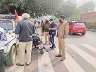 ट्रैफिक सेमिनार में लोगों को जागरूक किया बुलेट से पटाखे मारने वालों के काटे चालान|जालंधर,Jalandhar - Dainik Bhaskar