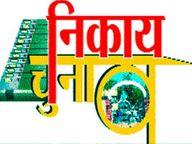 मनपा के लिए 21 फरवरी को मतदान और 23 को परिणाम, पहले चरण में सूरत, अहमदाबाद, राजकोट, वडोदरा, जामनगर, भावनगर की बारी गुजरात,Gujarat - Dainik Bhaskar