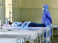 देश में 10 दिन में वैक्सीनेशन की रफ्तार 7.2% बढ़ी, कोरोना के एक्टिव केस 7.87% बढ़ गए|देश,National - Dainik Bhaskar