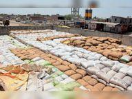 बिहार से सस्ता गेहूं खरीदकर पंजाब में बेचने वाली बठिंडा की 2 फर्मों पर केस बठिंडा,Bathinda - Dainik Bhaskar