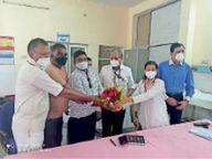 कायाकल्प याेजना में एमजी अस्पताल काे मिलेंगे 20 लाख; प्रदेश में पहला सीसीयू वार्ड जहां मैग्नेटिक कार्ड से खुलता है दरवाजा,ऐसे नवाचारों से मिली दूसरी रैंक|भीलवाड़ा,Bhilwara - Dainik Bhaskar