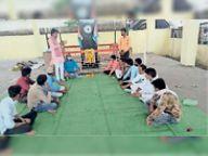 संगठन मजबूत ईमानदारी से काम करने से होगा सीहोर,Sehore - Dainik Bhaskar