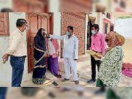 सर्दी खांसी व बुखार के गंभीर मरीजों को किया जाएगा रैफर बड़वानी,Barwani - Dainik Bhaskar
