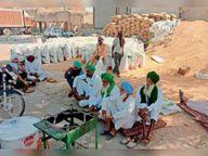 बिहार से 1220 क्विंटल सस्ता गेहूं लाकर जाली किसानों के नाम बेचा जाना था, 3 अरेस्ट बठिंडा,Bathinda - Dainik Bhaskar