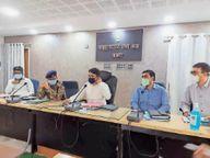 वर्तमान स्थिति कंट्रोल में, कोताही हो सकती है खतरनाक|बक्सर,Buxar - Dainik Bhaskar