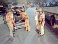 गाइडलाइन का उल्लंघन करने वाले 248 पर शिकंजा, 48000 का जुर्माना|अजमेर,Ajmer - Dainik Bhaskar