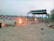 हेल्थ बुलेटिन में कोरोना से 1 मौत... त्रिवेणी पर शाम तक जले संदिग्ध मरीजों के 20 शव|उज्जैन,Ujjain - Dainik Bhaskar