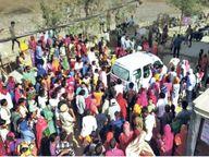 तीन दिन से लापता 11 वर्षीय बच्चे का शव कीचड़ में मिला, हत्या की आशंका जयपुर,Jaipur - Dainik Bhaskar