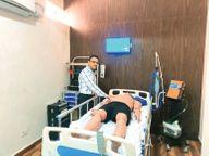 अब एमबीबीएस की तरह ही डमी बॉडी पर मेडिकल प्रैक्टिस करेंगे आयुर्वेद के छात्र जयपुर,Jaipur - Dainik Bhaskar