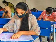 काेराेना काे लेकर बढ़ाए गए बाेर्ड के परीक्षा केंद्र, सीबीएसई की 10-12वीं की परीक्षाएं 25 केंद्रों में|धनबाद,Dhanbad - Dainik Bhaskar