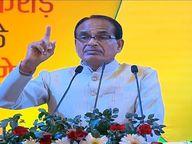 टेंट कारोबारियों ने CM को दिखाईं स्लोगन लिखी तख्तियां; पूछा- क्या चुनावी भीड़ पर कोरोना के नियम लागू नहीं होते?|देश,National - Dainik Bhaskar