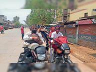 लंबे लॉकडाउन का डर; घर लौट रहे मजदूर, किसी का काम नहीं चला तो किसी को पेमेंट नहीं मिला|सागर,Sagar - Dainik Bhaskar