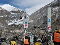 तिब्बत बॉर्डर के पास दुनिया के सबसे ऊंचे रडार स्थल पर 5जी सिग्नल बेस खोला, भारत-भूटान की सीमा से सटा हुआ है|देश,National - Dainik Bhaskar