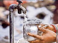 जल शक्ति विभाग ने 129 स्कीमों में शुरू की पानी की राशनिंग|शिमला,Shimla - Dainik Bhaskar