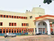 टीएमबीयू में 26 अप्रैल से 15 केन्द्राें पर पीजी चाैथे सेमेस्टर की परीक्षा|भागलपुर,Bhagalpur - Dainik Bhaskar