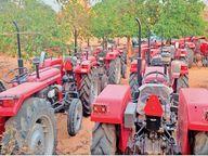 लाेन की पहली किस्त दे गाड़ियां खरीदवाते फिर किराए के बहाने लेकर बेच देते, 1.8 करोड़ रुपए में 26 वाहन बेचे|जयपुर,Jaipur - Dainik Bhaskar