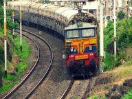 कोरोना संक्रमण का कहर फिर भी नवरात्रि में वैष्णोदेवी जाने वाले यात्री कम नहीं, झेलम व मालवा एक्सप्रेस में लंबी वेटिंग|ग्वालियर,Gwalior - Dainik Bhaskar