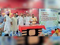 लाइफ फाउंडेशन ने कैंप में 75 यूनिट रक्त एकत्रित किया|जलालाबाद,Jalalabad - Dainik Bhaskar