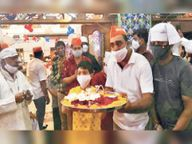 पूज्य सिंधी पंचायतों ने सादगी से मनाया चेटीचंड, घरों में दीपक जलाए|उदयपुर,Udaipur - Dainik Bhaskar