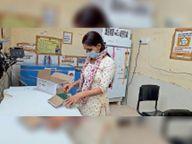 निजी अस्पतालों ने खरीदी 11 लाख की डोज, 6.57 लाख कोविशील्ड व 76 हजार को-वैक्सीन आ चुकी|हिसार,Hisar - Dainik Bhaskar