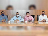 अस्पतालों में सामान्य श्रेणी के 40% व आईसीयू और वेंटिलेटर के 70% बेड कोविड मरीजों के लिए आरक्षित|गुड़गांव,Gurgaon - Dainik Bhaskar