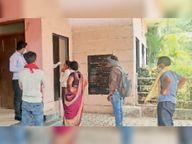 रैपिड एंटीजन किट खत्म होने से संक्रमितों के संपर्क में आए लोगों की भी नहीं हुई जांच|भिलाई,Bhilai - Dainik Bhaskar