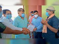 मीटर रीडर संघ ने निश्चित वेतनमान की मांग, ऊर्जा मंत्री से की शिकायत छतरपुर (मध्य प्रदेश),Chhatarpur (MP) - Dainik Bhaskar
