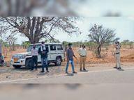 फ्लाइंग स्क्वॉड को ही नहीं पता कहां है कंटेनमेंट जोन, दो के पास गाड़ी नहीं सागर,Sagar - Dainik Bhaskar