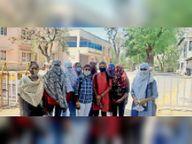 छात्राओं से ठगे 2 लाख रुपए, काेचिंग संचालक फरार, आदमगढ़ राेड स्थित एपीएलएल कोचिंग क्लासेस का मामला होशंगाबाद,Hoshangabad - Dainik Bhaskar